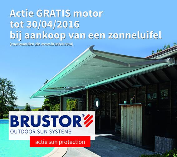 Brustor gratis motor aktie