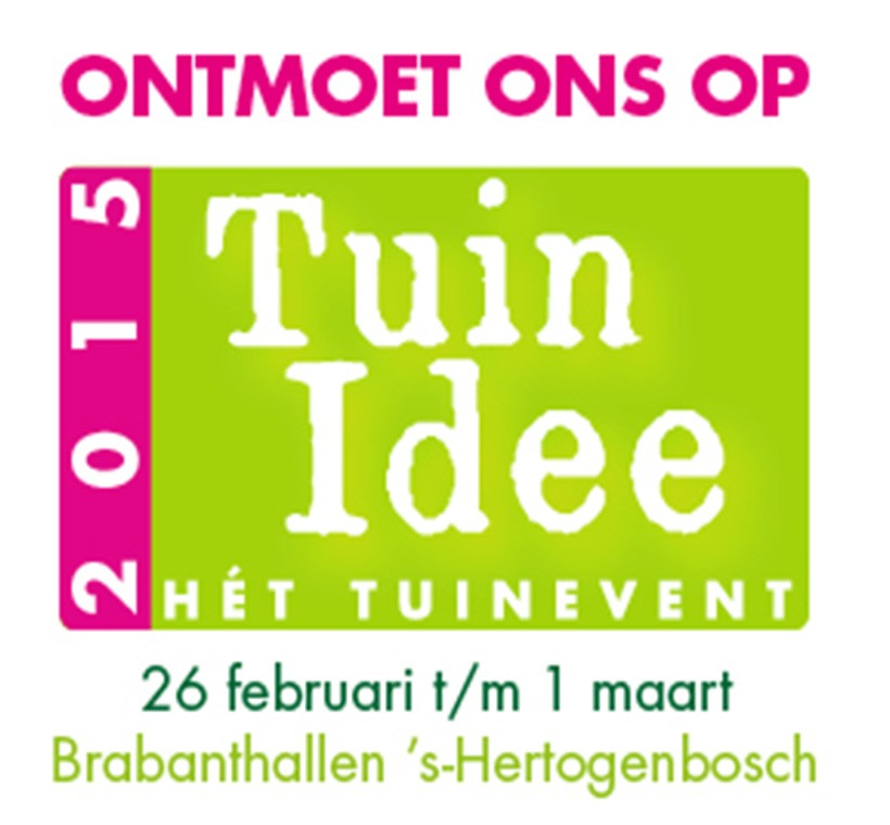 Tuinidee 's-Hertogenbosch 2015