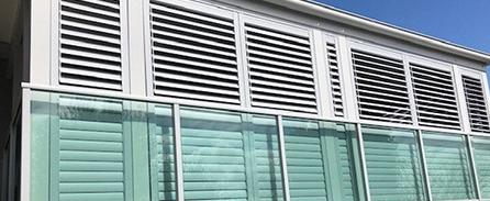 MYT aluminium shutters
