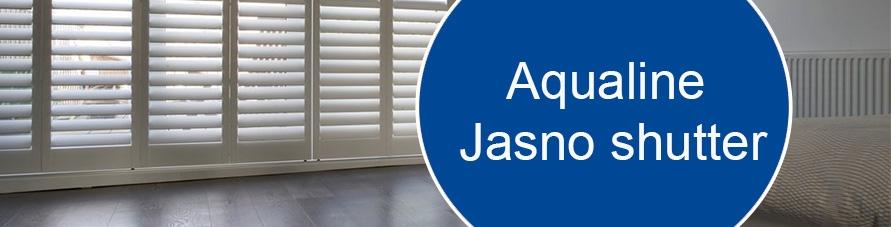Jasno shutters Aqualine