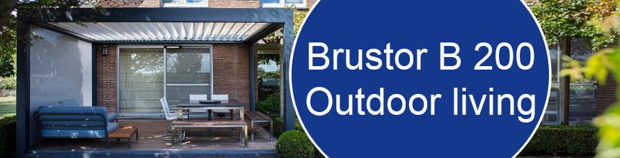 Brustor B 200 outdoor living