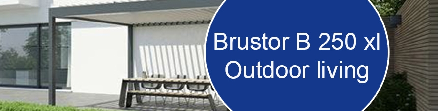 Brustor B 250 XL outdoor living