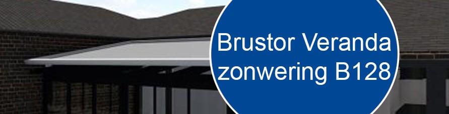 Brustor B 128 veranda zonwering