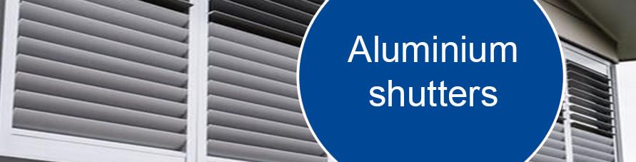Shutters Aluminium MYT