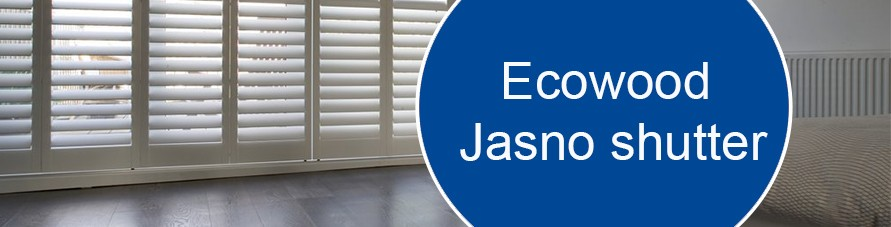 Jasno shutters Ecowood