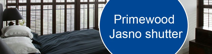 Jasno Shutters Primewood