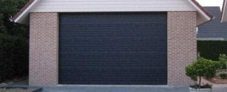 Rolpoort rolluik garagedeur