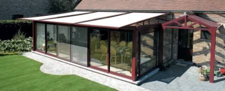 Veranda | terrasoverkapping zonwering