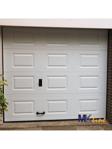 Garagedeur Sectionaal Vrije Ralkleur Mkline Basic