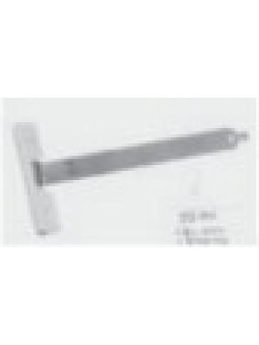 Ophangveren insteek PVC ophang 170 mm