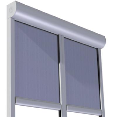 Brustor B 1100 zip screen gekoppeld