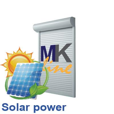 MKline rolluik premium Solar