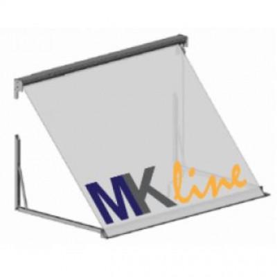 uitvalscherm MKline premium elegance