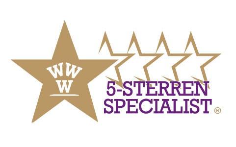 5 sterren specialist logo