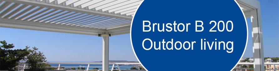 Banner Brustor B 200