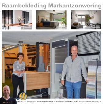 Foto Manfred en Margitta van Erp Markant zonwering