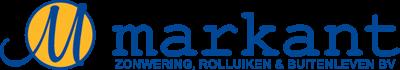 Logo Markant zonwering